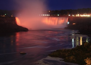 niagara-night