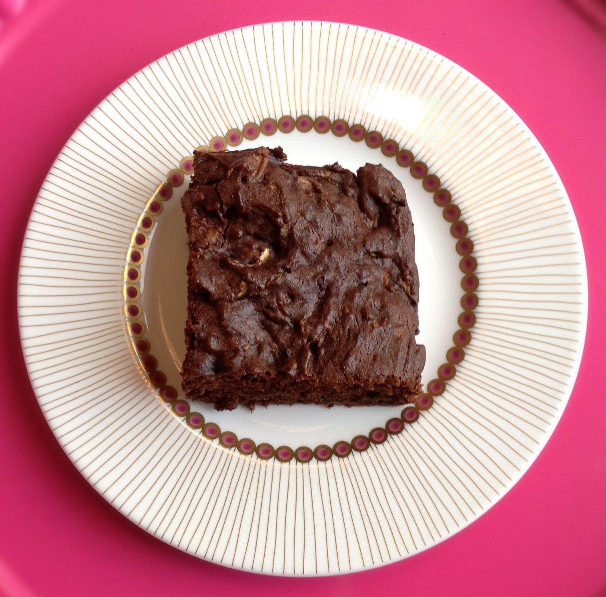 zucchini-brownie