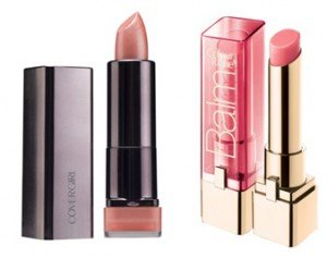 L'oreal and Covergirl lipstick