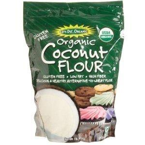 farine de noix de coco