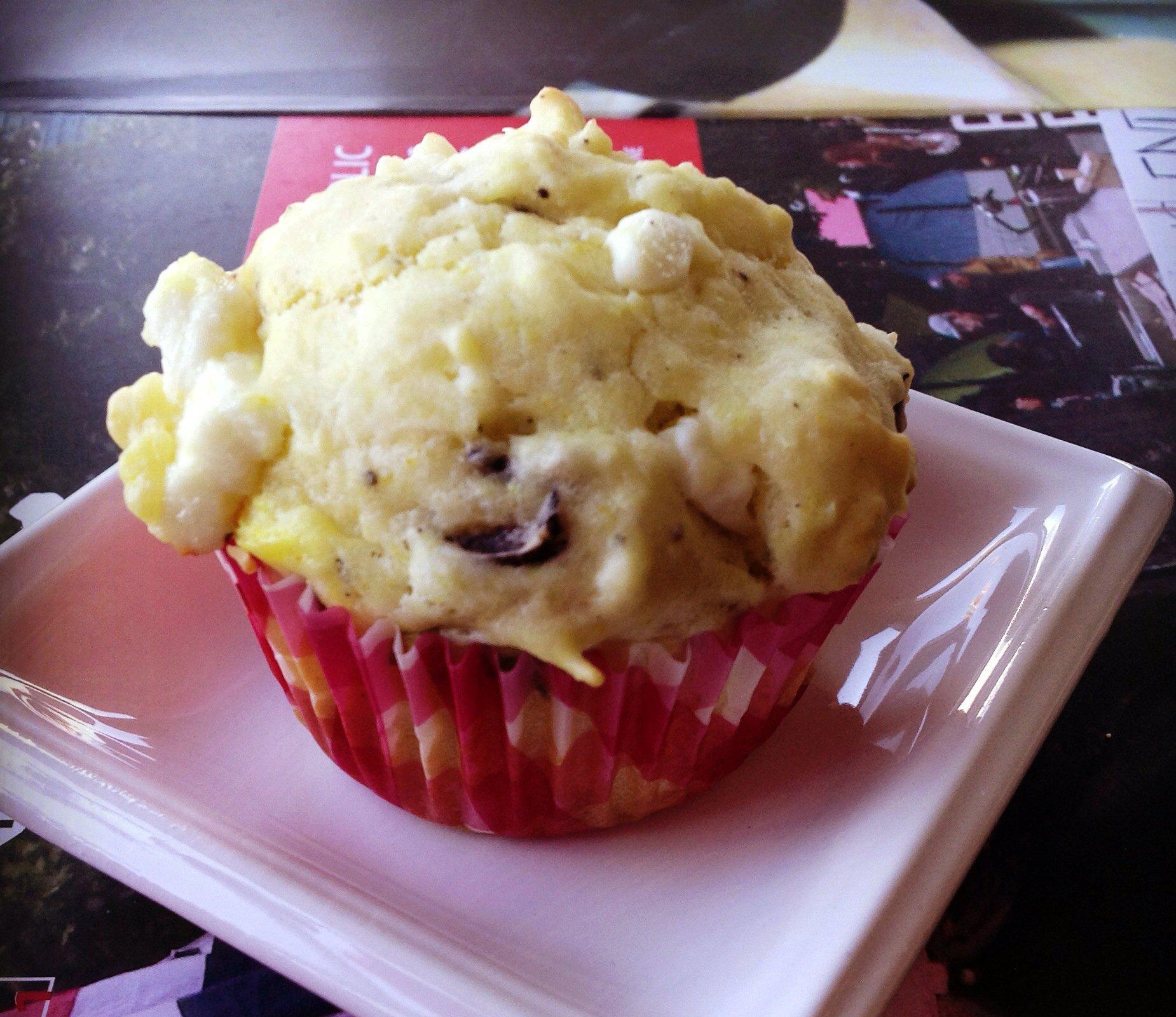 feta muffin