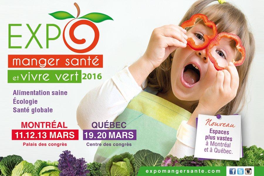 Expo Manger Santé