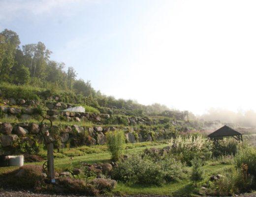 jardin clef des champs