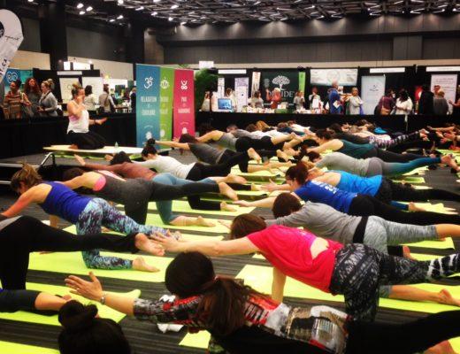 Expo Yoga Montreal 2017